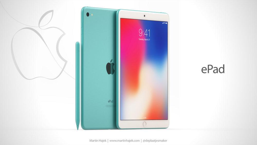 ePad 14 1000x563 ePad : un concept d'iPad signé Martin Hajek consacré à l'éducation