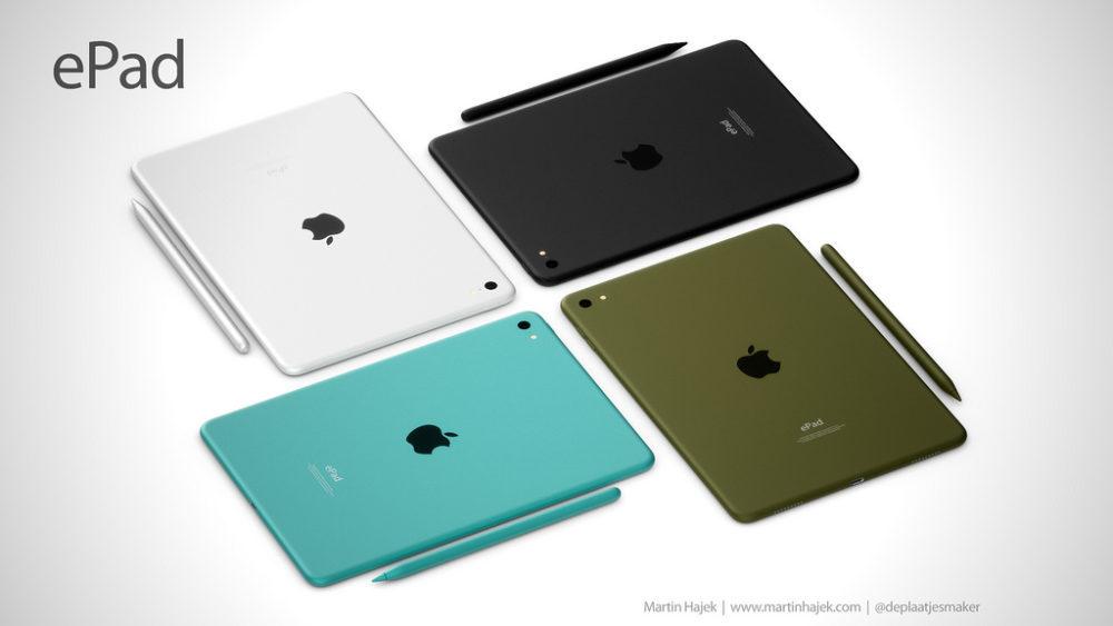 ePad 4 1000x563 ePad : un concept d'iPad signé Martin Hajek consacré à l'éducation