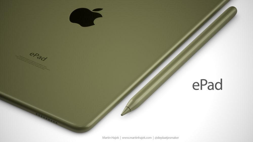 ePad 6 1000x563 ePad : un concept d'iPad signé Martin Hajek consacré à l'éducation