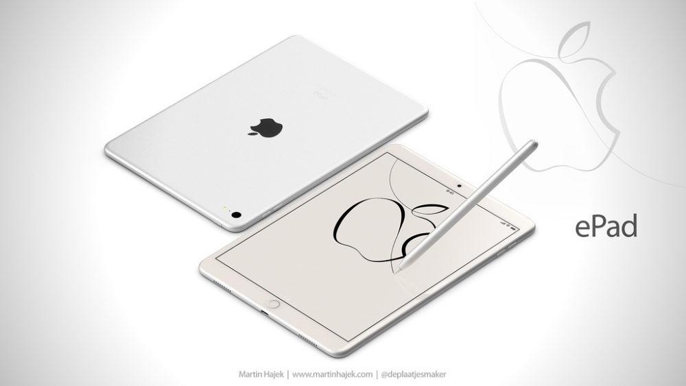 ePad 9 1000x563 ePad : un concept d'iPad signé Martin Hajek consacré à l'éducation