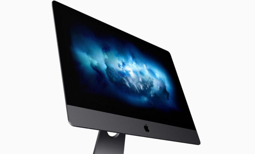 iMac Pro Avant 850x514 Apple fait la promotion de l'iMac Pro tout en vantant sa puissance