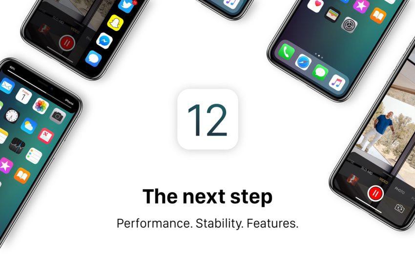 iOS 12 Concept iOS 850x566 iOS 12 sur l'iPhone 5s, est ce plausible ?
