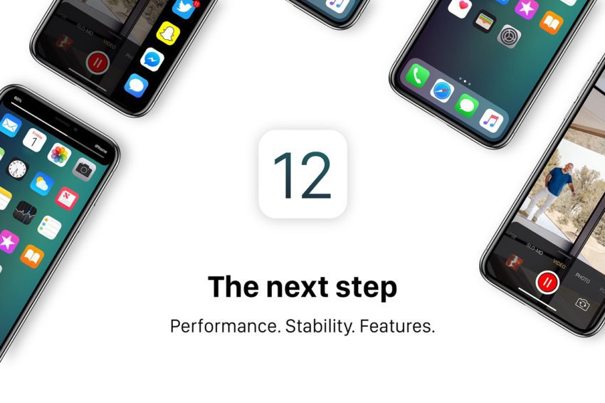 iOS 12 Concept iOS 850x566 Un concept iOS 12 qui étale plusieurs nouveautés et fonctionnalités épatantes