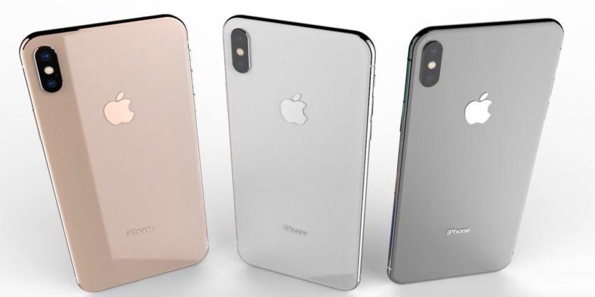iPhone X Plus Concept Video 850x425 iPhone X Plus : un concept présentant un coloris or et le support de deux cartes SIM