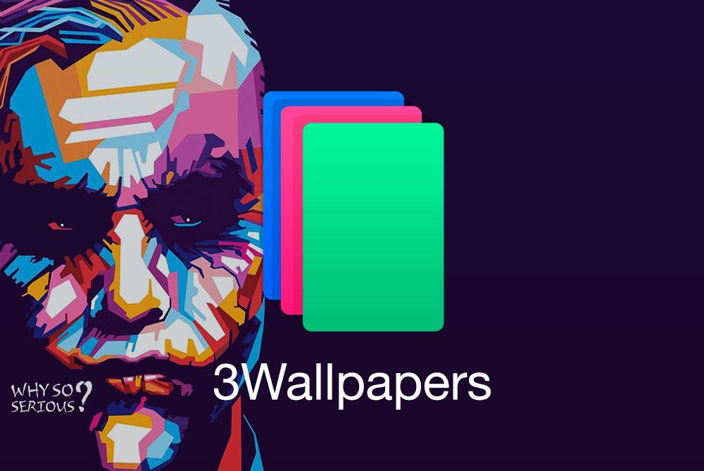 3wallpapers 18 3Wallpapers : notre sélection de fonds d'écran du 26/04/2018