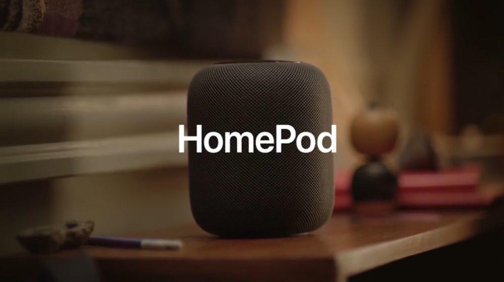 HomePod Table 1000x560 WWDC 2018 : un HomePod estampillé Beats au prix de 250 dollars ?