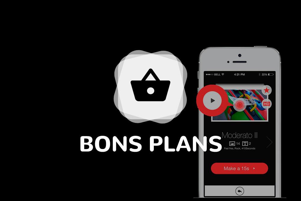 bons plans banner 11 Applis pour iPhone et iPad : les bons plans du 17/04/2018