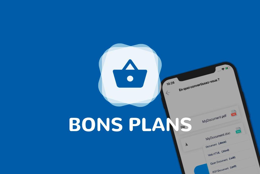 bons plans banner 12 Applis pour iPhone et iPad : les bons plans du 18/04/2018