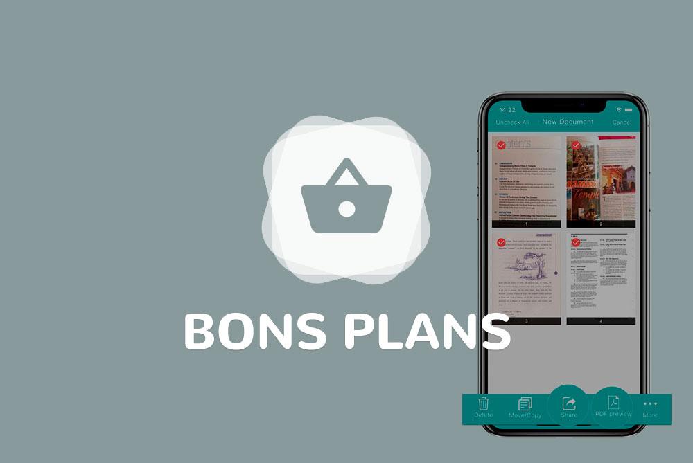 bons plans banner 18 Applis pour iPhone et iPad : les bons plans du 25/04/2018