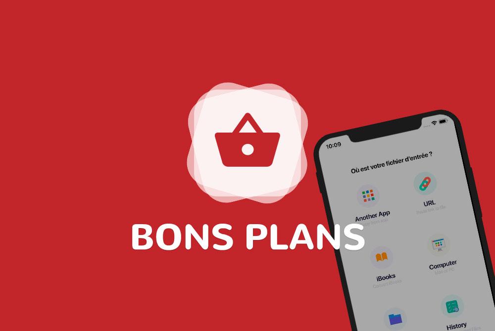 bons plans banner 20 Applis pour iPhone et iPad : les bons plans du 27/04/2018