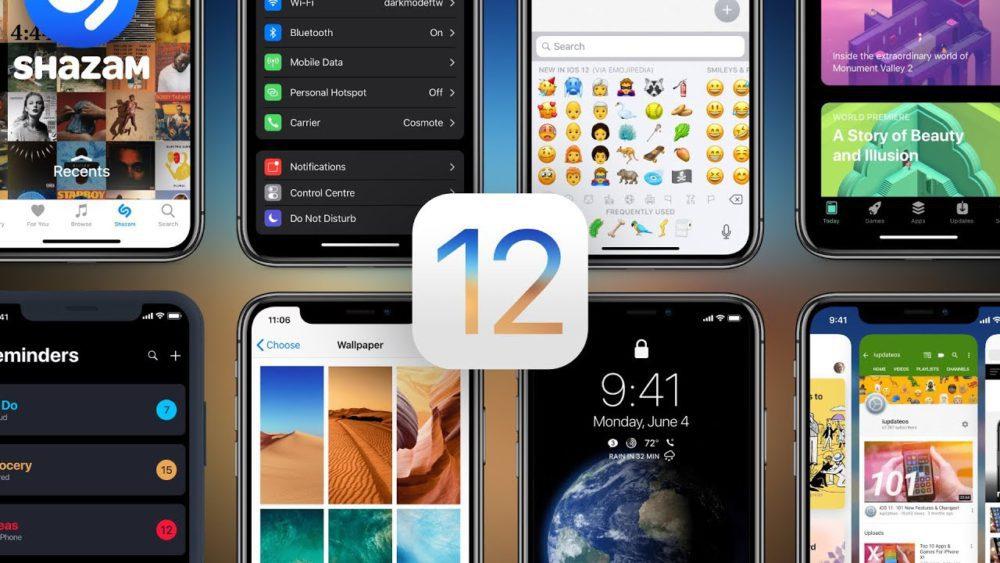 iOS 12 Concept iOS 1000x563 Un magnifique concept iOS 12 étalant des nouveautés alléchantes