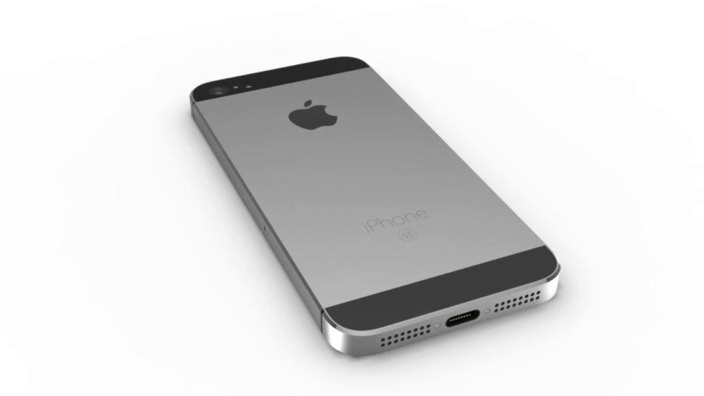 Fuite iPhone SE 2 Image 2 1000x563 iPhone SE 2 : pas de bouton Home, une encoche comme liPhone X et disponible bientôt ?