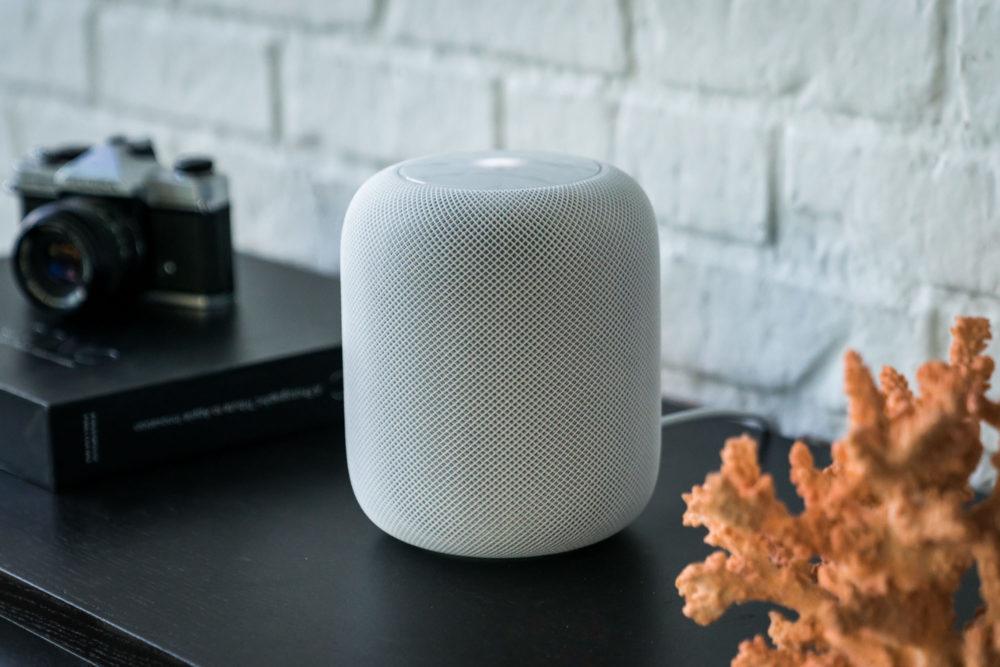 HomePod Apple Blanc 1000x667 Apple Music : il n'est plus possible de jouer de la musique sur le HomePod et un autre appareil simultanément