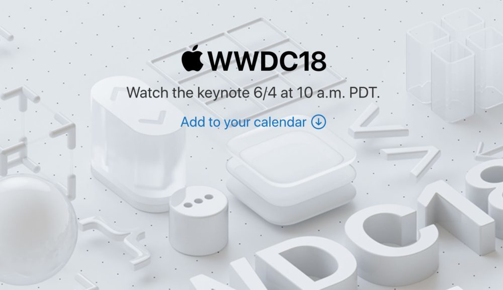 Keynote WWDC 18 1000x577 WWDC 2018 : la keynote sera retransmise en direct par Apple