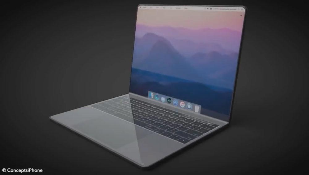 MacPad Pro 1000x566 MacPad Pro : un concept hallucinant qui combine iPad, MacBook et iMac