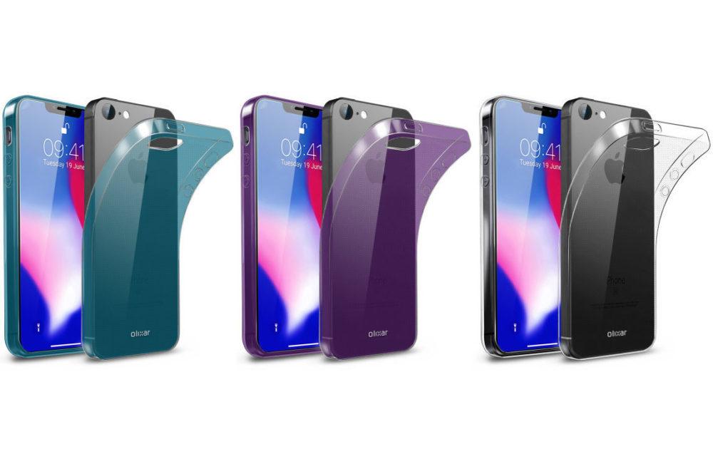 Supposee Coque iPhone SE 2018 1000x651 iPhone SE 2018 : des photos révèlent lavant et l'arrière du smartphone