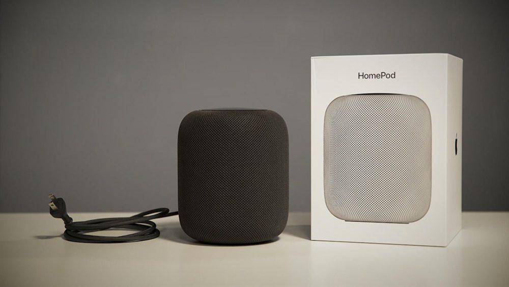 Unboxing Apple HomePod 1000x563 Le HomePod est disponible à l'achat en France, au Canada et en Allemagne