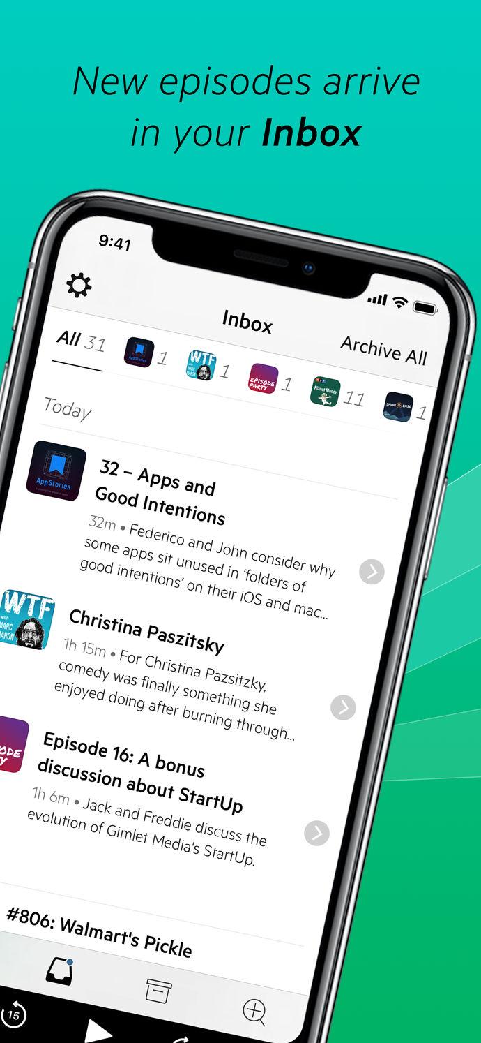 castro Bons plans App Store du 22/05/2018