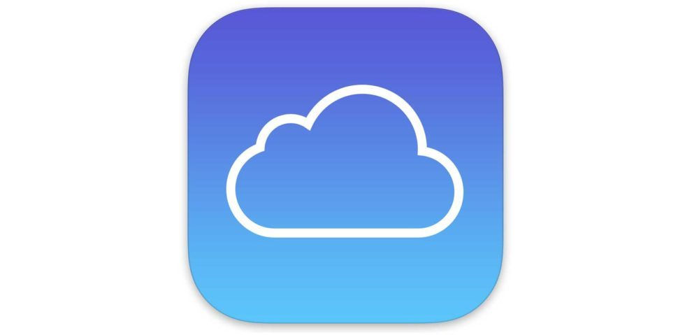 iCloud Apple Stockage En Ligne 1000x479 iCloud : 1 mois d'essai de stockage gratuit offert par Apple