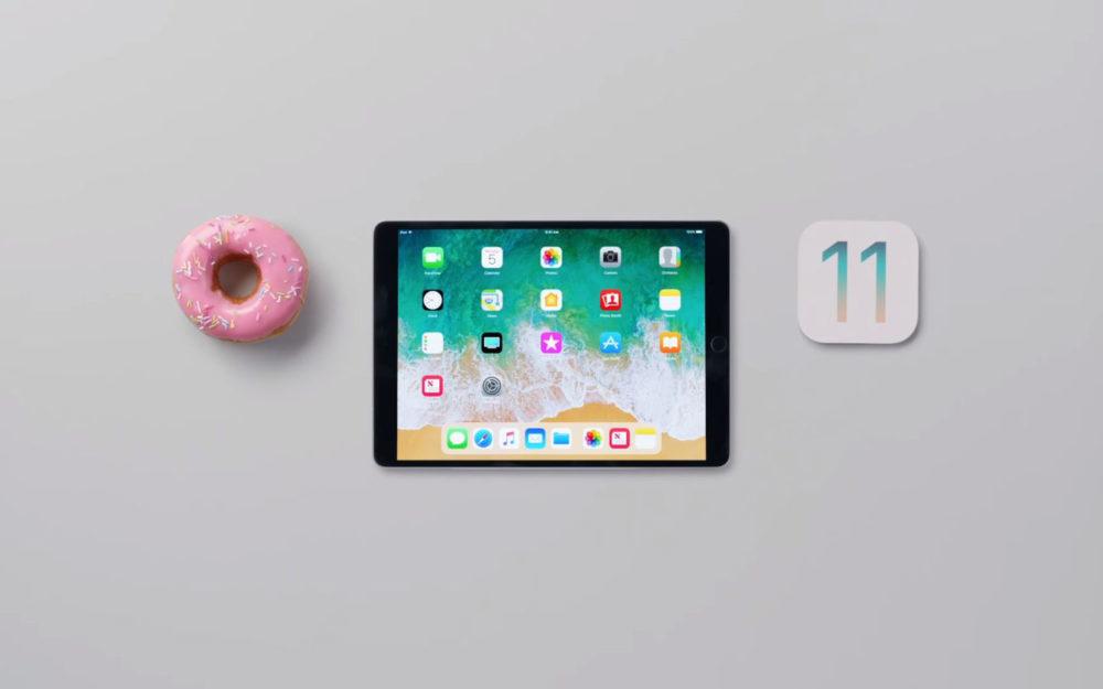 iOS 11 iPad 1000x625 La version diOS 11.4 bêta 6 est disponible au téléchargement