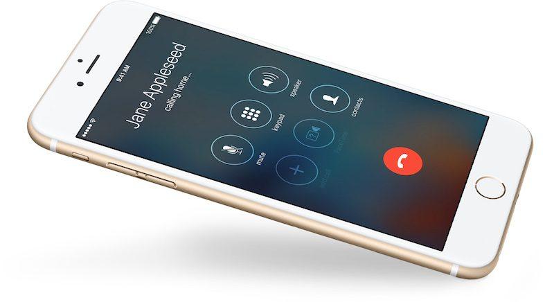 iPhone 7 Appel Audio iPhone 7 et 7 Plus : des soucis avec le micro et le haut parleur sous iOS 11.3