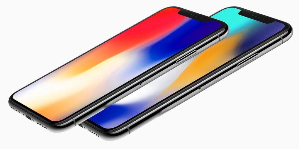iPhone X Ecran OLED 1000x500 Tous les iPhone de 2019 seraient équipés dun écran OLED ?