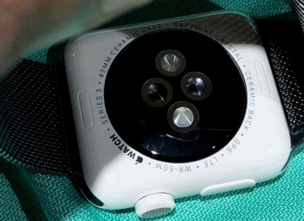 Apple Watch Ceramique Facade Arriere Rayures 1000x728 Un canadien porte plainte contre Apple au sujet des rayures sur son Apple Watch Series 3
