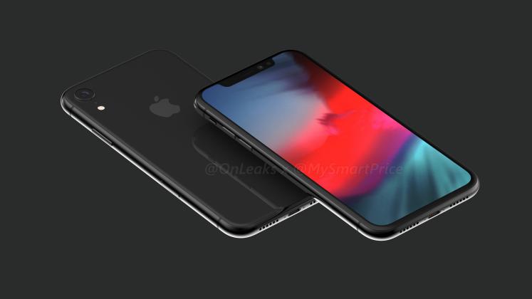 Apple iPhone 2018 Rumeurs 4 iPhone de 2018 : un concept de la version LCD de 6,1 pouces et lOLED de 6,5 pouces