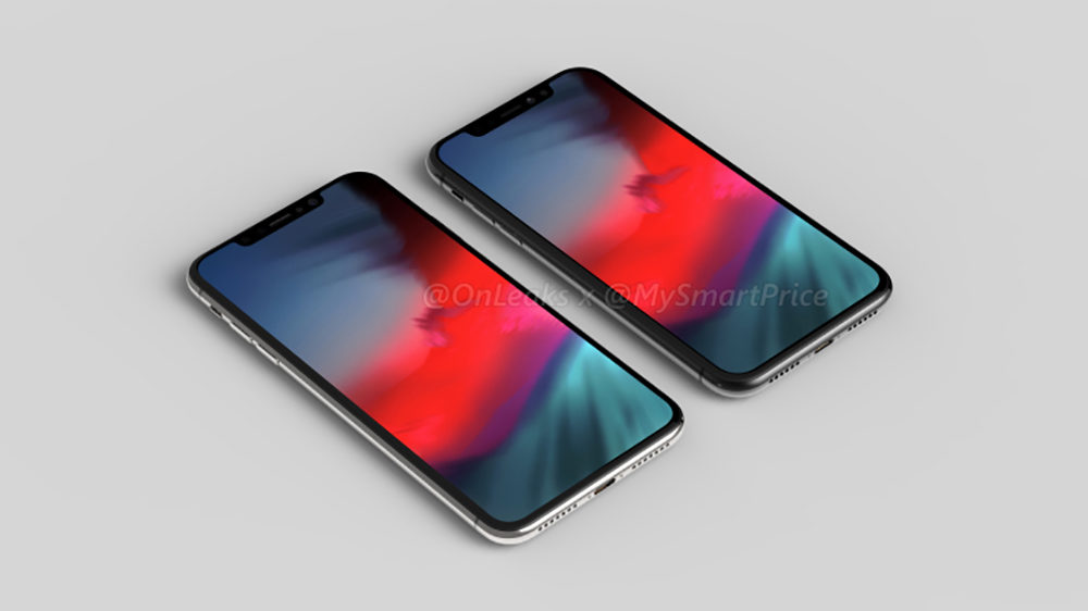 Apple iPhone 2018 Rumeurs 5 1000x562 Selon China Mobile, iPhone Xc et iPhone Xs Plus seraient les supposés noms des iPhone 2018