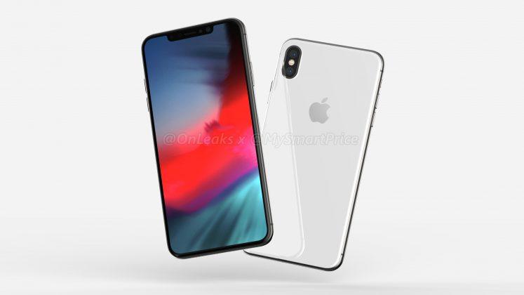 Apple iPhone 2018 Rumeurs iPhone de 2018 : un concept de la version LCD de 6,1 pouces et lOLED de 6,5 pouces