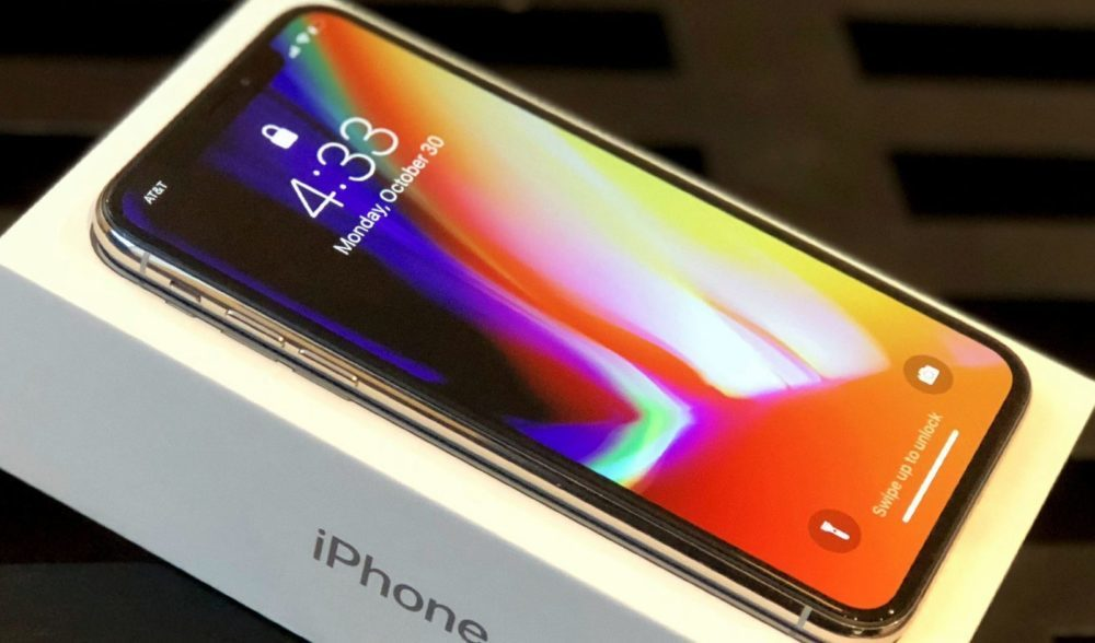 Apple iPhone X Ecran OLED 1000x588 Brevet Apple : un verre plus résistant sur les futurs iPhone et iPad ?