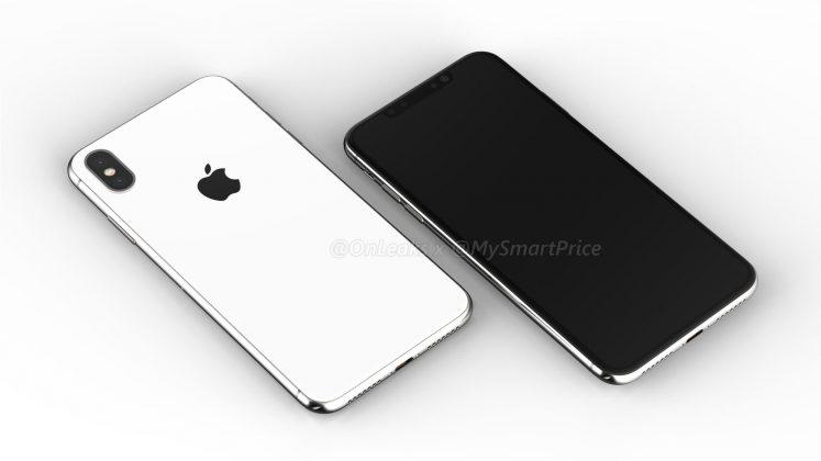 Apple iPhone X Plus 6 5 Pouces iPhone de 2018 : un concept de la version LCD de 6,1 pouces et lOLED de 6,5 pouces