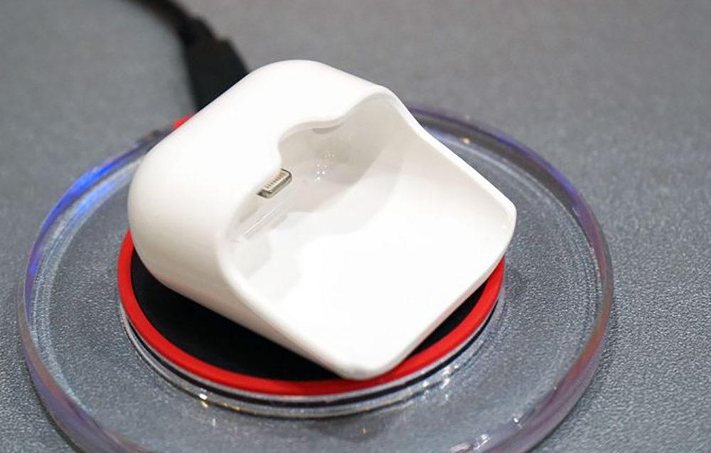 Ortek ARP 100 1000x637 Oubliez l'AirPower, voici une coque de recharge sans fil pour AirPods