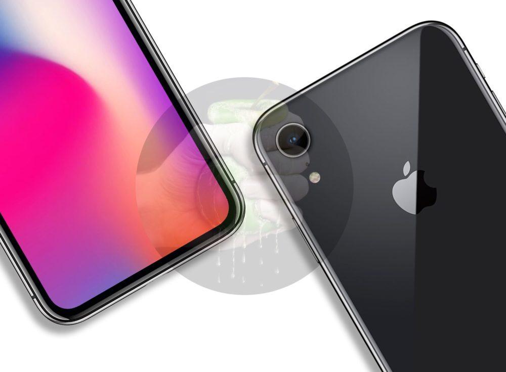 Suppose iPhone 9 1000x736 Voici à quoi pourrait ressembler l'iPhone LCD de 6,1 pouces (l'iPhone 9)