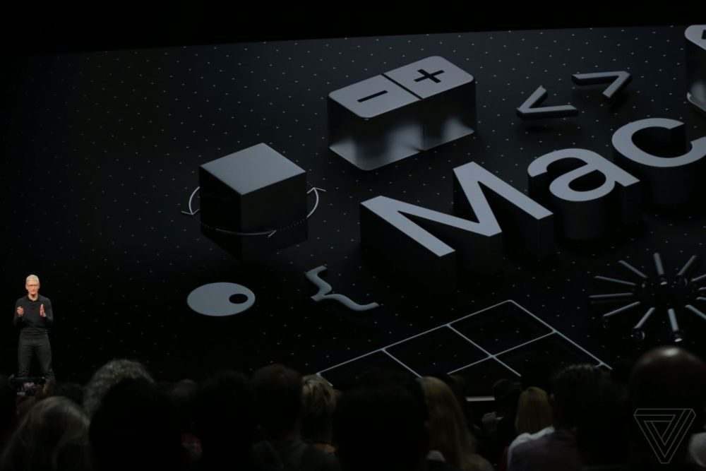WWDC 2018 macOS 1000x667 WWDC 2018 : le résumé (iOS 12, macOS 10.14, watchOS 5, tvOS 12)