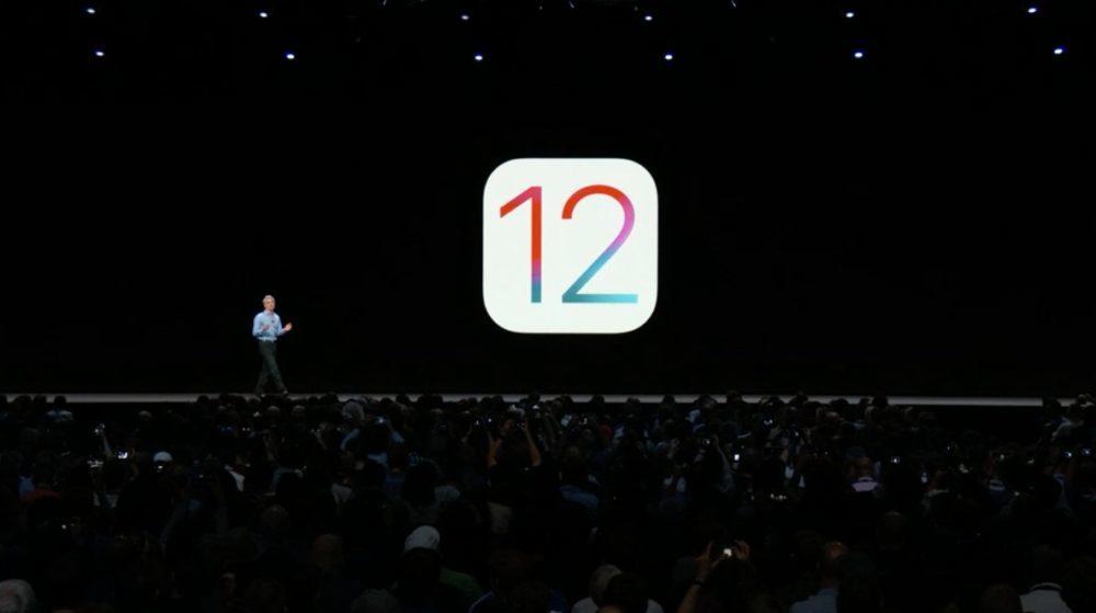 iOS 12 Appareils 1000x559 iOS 12 est elle vraiment rapide ? Une vidéo propose un test avec tous les iPhone