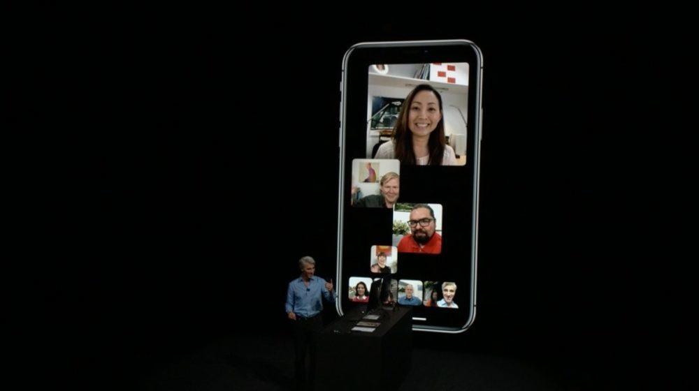 iOS 12 FaceTime Groupe 1000x560 iOS 12 : voici la liste des nouveautés mises sur le tapis par Apple