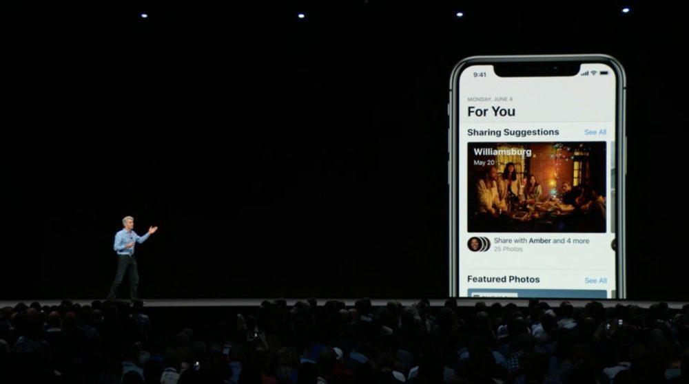 iOS 12 Realite Augmentee App Photos 1000x558 iOS 12 : voici la liste des nouveautés mises sur le tapis par Apple