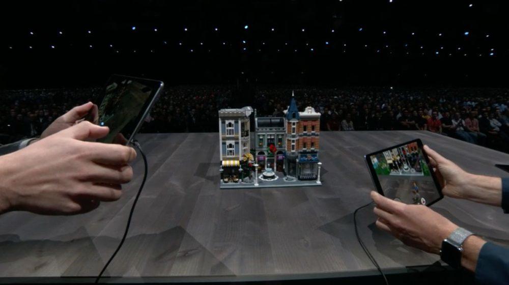 iOS 12 Realite Augmentee Jeu Lego 1000x560 iOS 12 : voici la liste des nouveautés mises sur le tapis par Apple