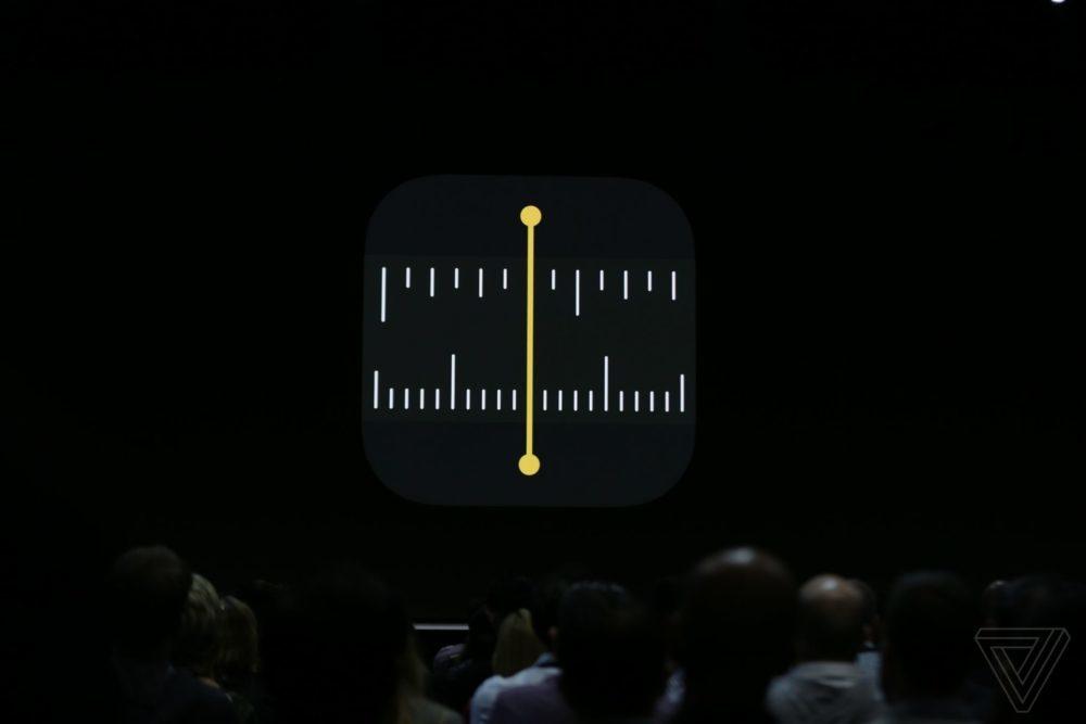 iOS 12 Realite Augmentee Measure 1000x667 iOS 12 : voici la liste des nouveautés mises sur le tapis par Apple