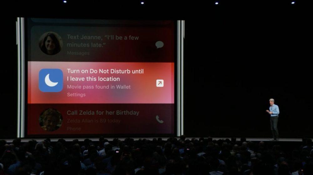 iOS 12 Siri 2 1000x560 iOS 12 : voici la liste des nouveautés mises sur le tapis par Apple