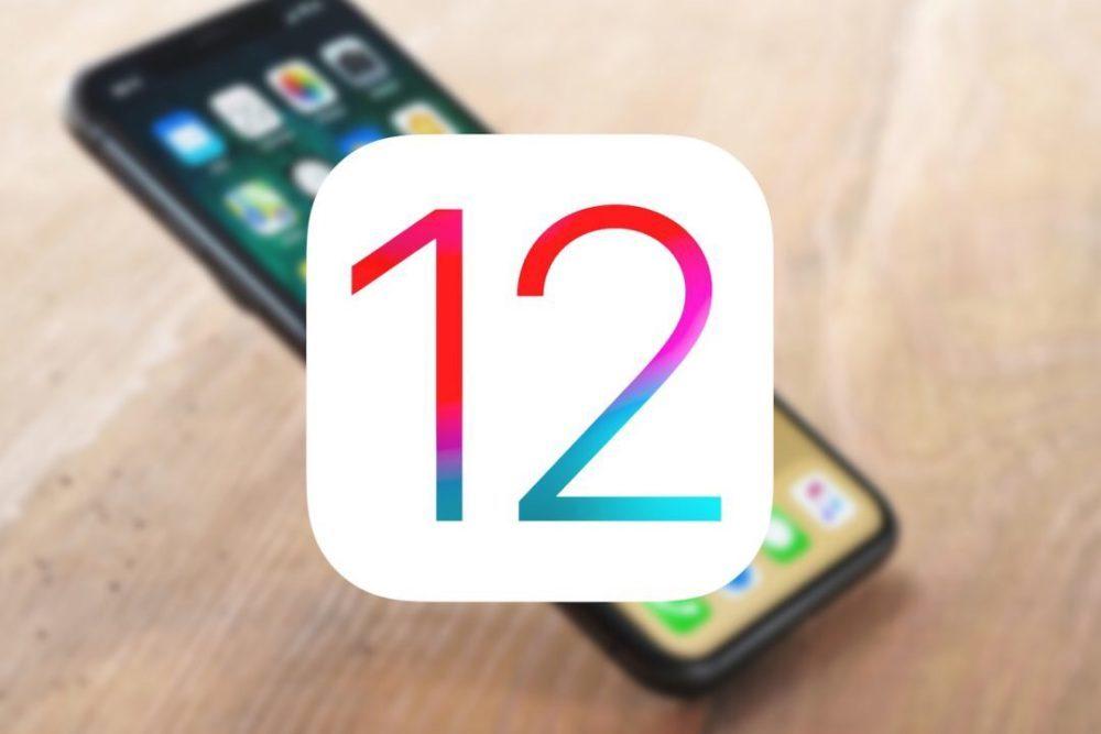 iOS 12 iPhone X 1000x667 iOS 12.3 bêta 2 est disponible pour iPhone, iPad et iPod touch
