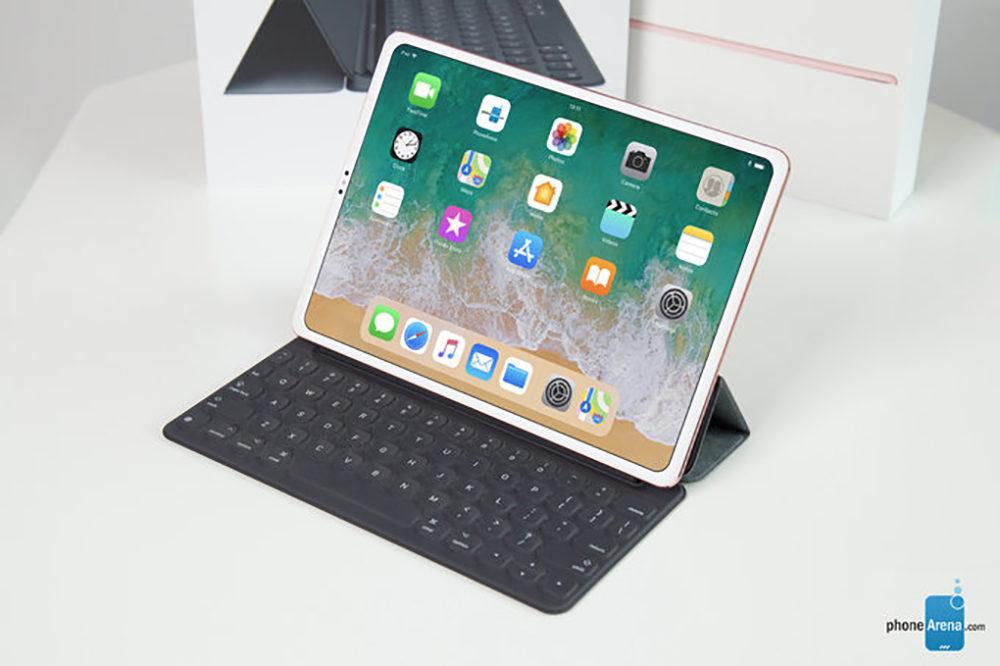 iPad Pro 2018 Face ID Encoche 1000x666 Vers un iPad Pro 2018 avec Face ID et dépourvu d'encoche ?