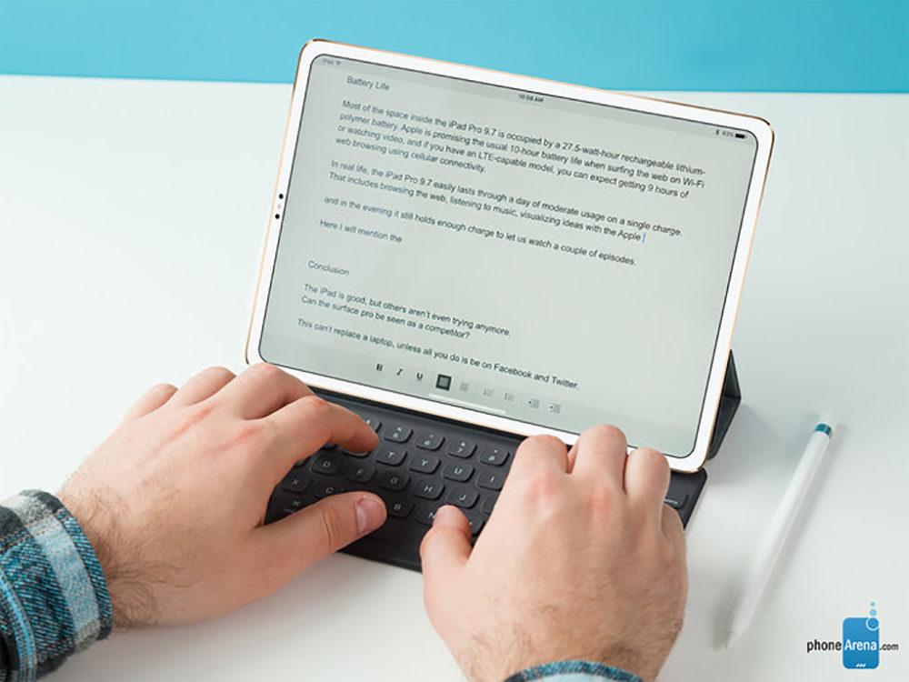 iPad Pro No Encoche 1000x750 Vers un iPad Pro 2018 avec Face ID et dépourvu d'encoche ?