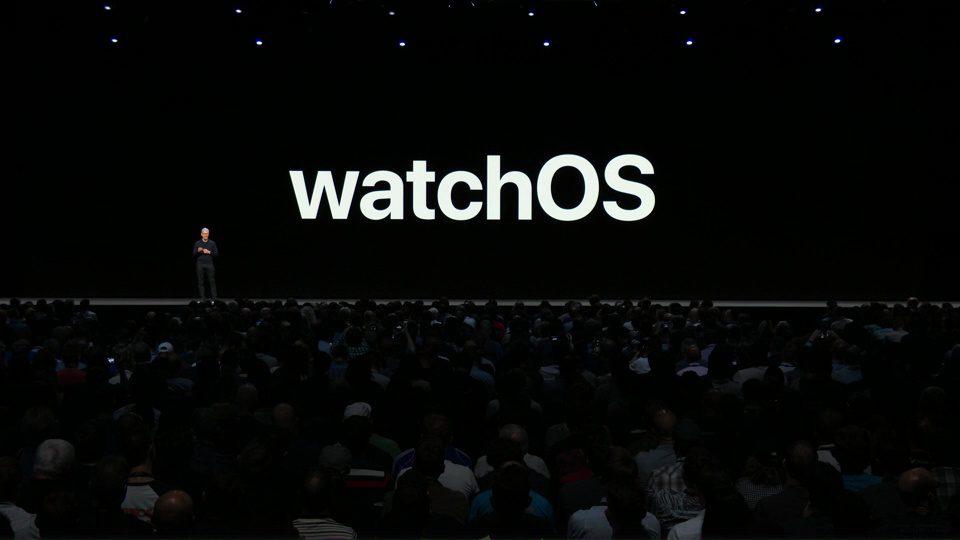 watchOS 5 WWDC 2018 : le résumé (iOS 12, macOS 10.14, watchOS 5, tvOS 12)