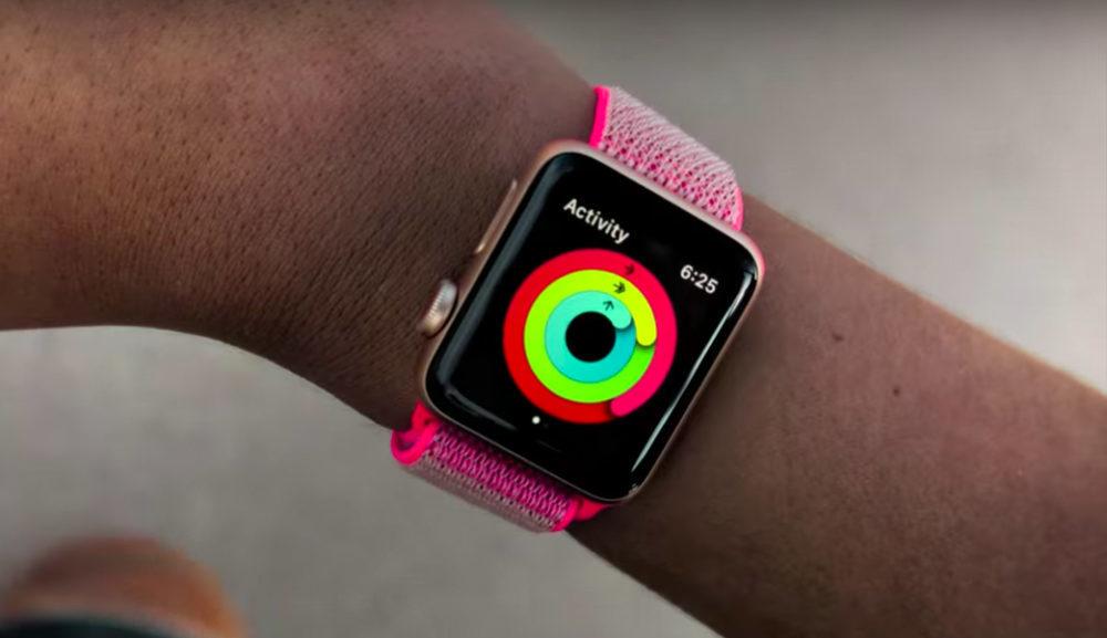 Apple Watch Activite 1000x577 Vous pouvez repartir avec une Apple Watch Series 4 en allant faire réparer votre Series 3