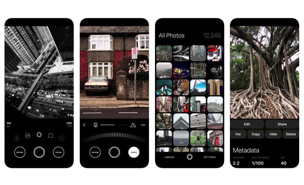 Obscura 2 App Store 1000x608 L'application Obscura 2 est offerte gratuitement au téléchargement par Apple