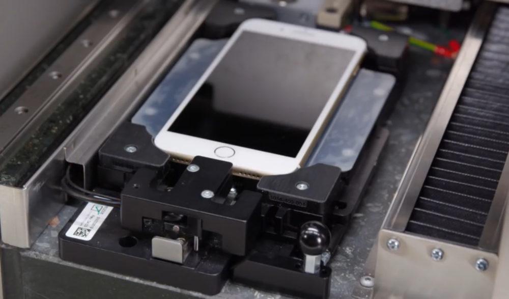 iPhone Reparation 1000x587 Des vidéos de réparation dApple de liPhone X et de Mac fuitent sur YouTube