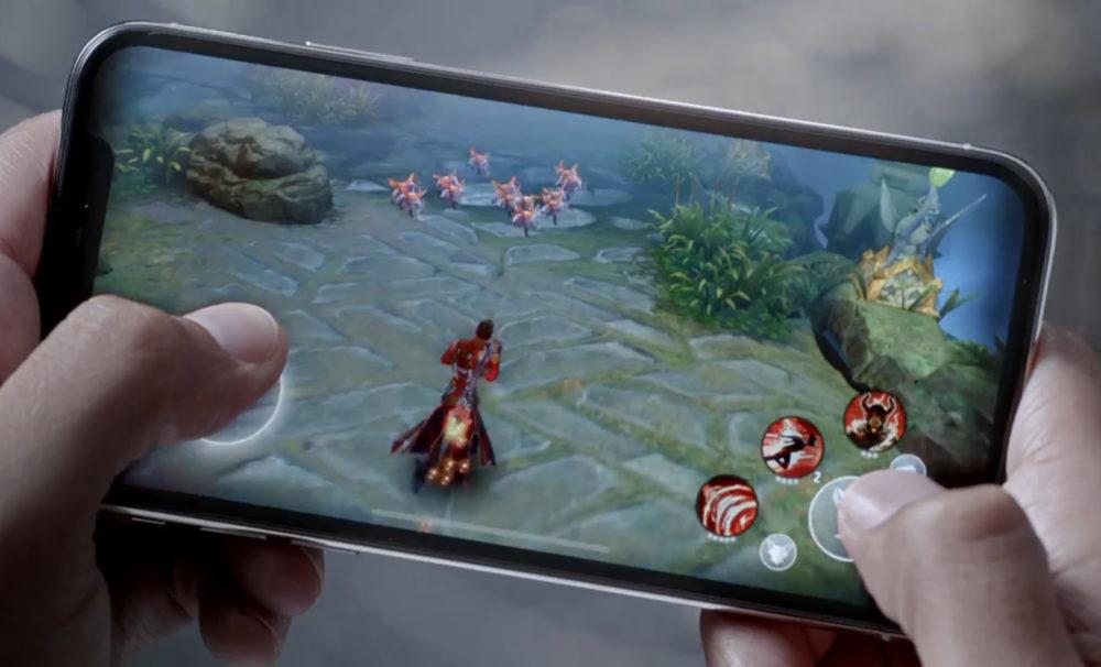 iPhone X Spot A11 Bionic 1000x606 Apple lance une nouvelle publicité et vante la puce A11 Bionic de l'iPhone X