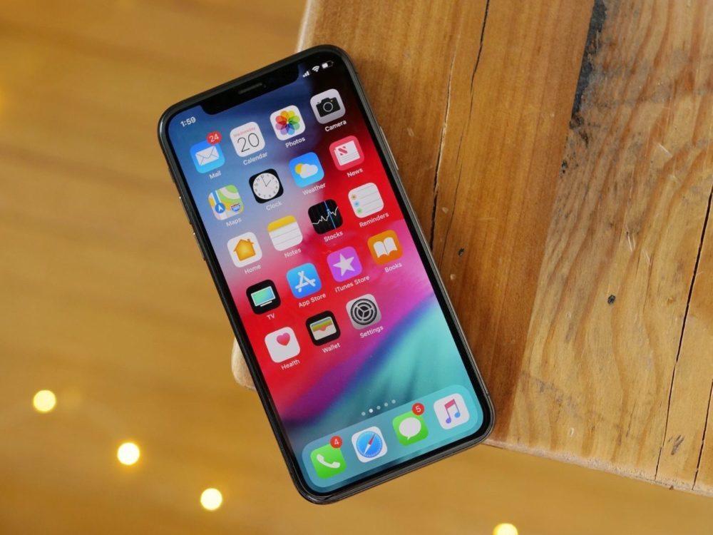 iPhone X iOS 12 Apple 1000x750 iOS 12.1 bêta 1 développeurs disponible pour iPhone, iPad et iPod touch